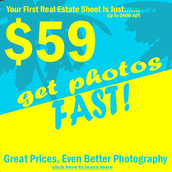 Real Estate Photography Services & Pricing For Pasadena, TX | $59 First Shoot